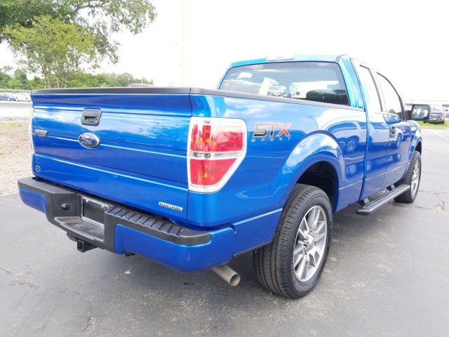 2014 F-150 Super Cab, Pickup #J4326A - photo 3
