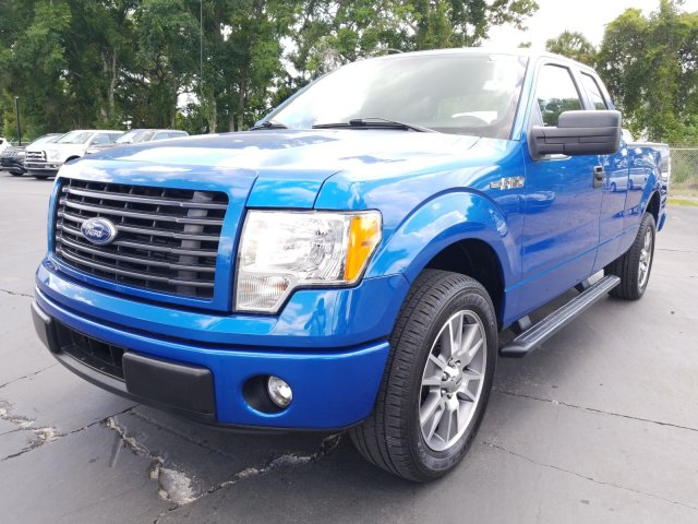 2014 F-150 Super Cab, Pickup #J4326A - photo 5