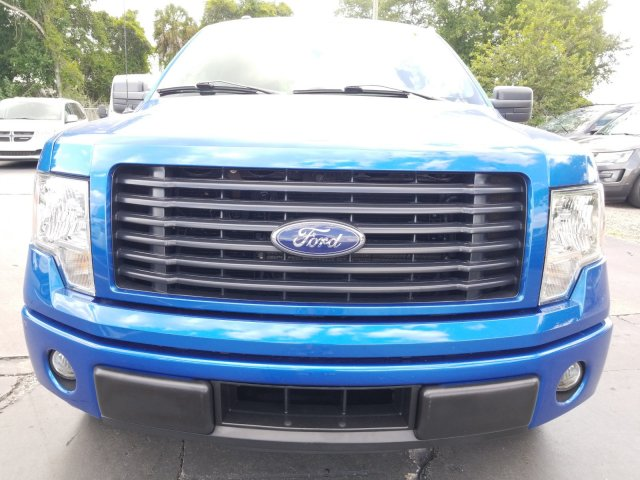 2014 F-150 Super Cab, Pickup #J4326A - photo 6