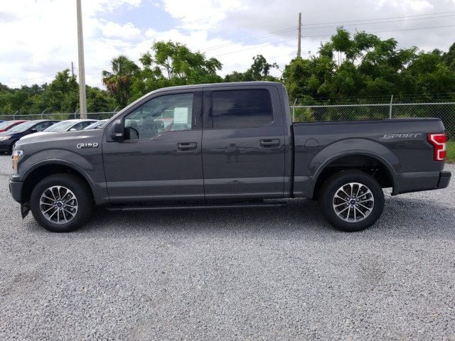 2018 F-150 SuperCrew Cab 4x2,  Pickup #J4334 - photo 6