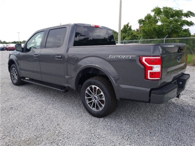 2018 F-150 SuperCrew Cab 4x2,  Pickup #J4334 - photo 5