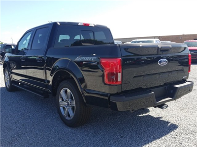 2018 F-150 SuperCrew Cab 4x2,  Pickup #J4350 - photo 5