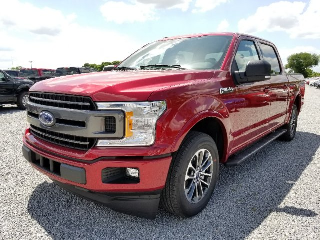 2018 F-150 SuperCrew Cab 4x2,  Pickup #J4359 - photo 4