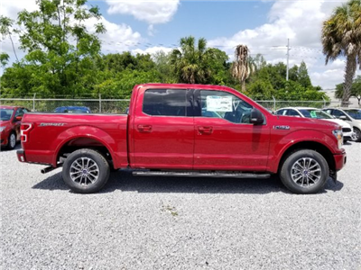 2018 F-150 SuperCrew Cab 4x2,  Pickup #J4359 - photo 3