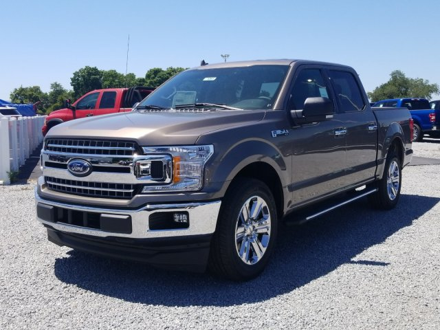 2018 F-150 SuperCrew Cab,  Pickup #J4361 - photo 5