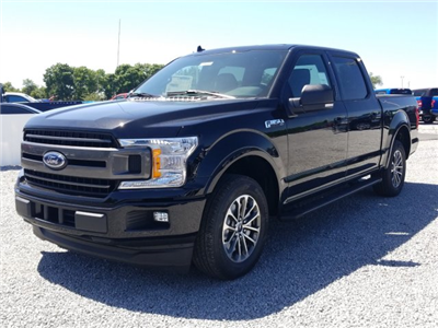 2018 F-150 SuperCrew Cab,  Pickup #J4394 - photo 6