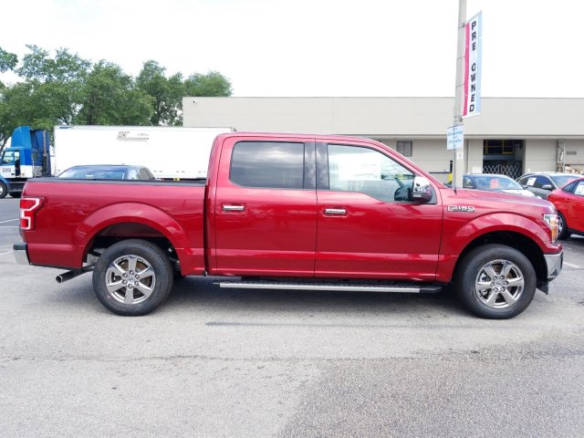 2018 F-150 SuperCrew Cab 4x2,  Pickup #J4415 - photo 3