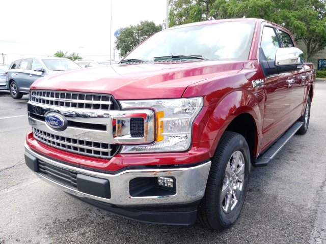 2018 F-150 SuperCrew Cab 4x2,  Pickup #J4415 - photo 6