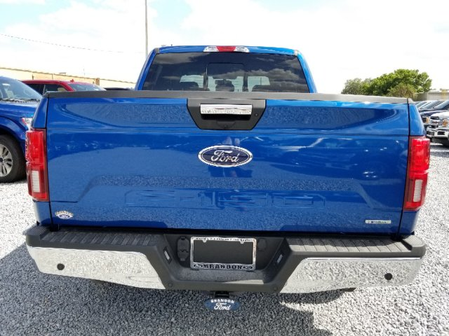 2018 F-150 SuperCrew Cab,  Pickup #J4416 - photo 4