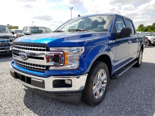 2018 F-150 SuperCrew Cab,  Pickup #J4416 - photo 6