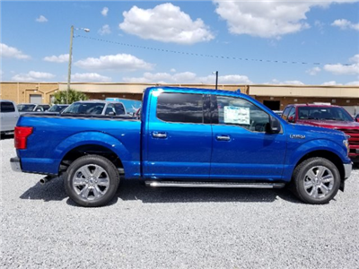 2018 F-150 SuperCrew Cab,  Pickup #J4416 - photo 3