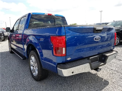 2018 F-150 SuperCrew Cab,  Pickup #J4416 - photo 5