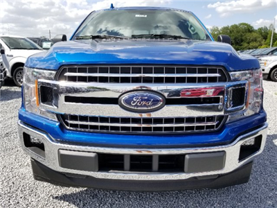2018 F-150 SuperCrew Cab,  Pickup #J4416 - photo 7