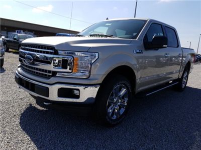 2018 F-150 SuperCrew Cab 4x4,  Pickup #J4417 - photo 5
