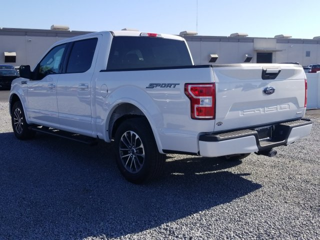 2018 F-150 SuperCrew Cab,  Pickup #J4477 - photo 5