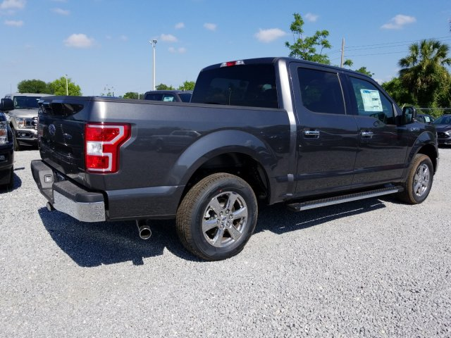 2018 F-150 SuperCrew Cab 4x2,  Pickup #J4511 - photo 2