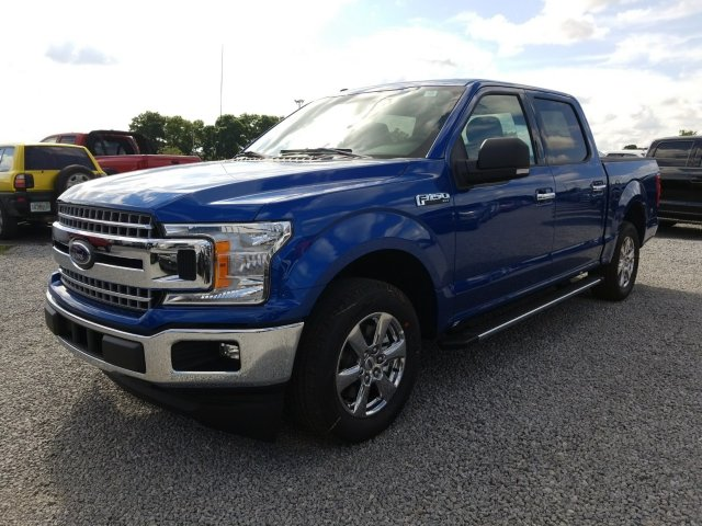 2018 F-150 SuperCrew Cab 4x2,  Pickup #J4549 - photo 5