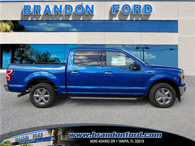 2018 F-150 SuperCrew Cab 4x2,  Pickup #J4549 - photo 1