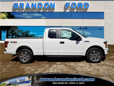 2018 F-150 Super Cab 4x2,  Pickup #J4654 - photo 1