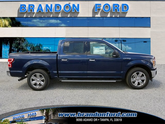 2018 F-150 SuperCrew Cab,  Pickup #J4656 - photo 1