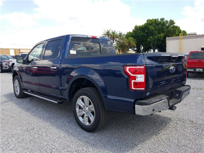 2018 F-150 SuperCrew Cab,  Pickup #J4656 - photo 5