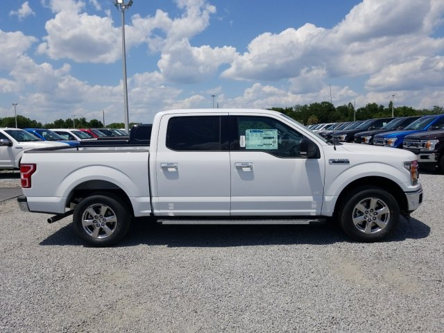 2018 F-150 SuperCrew Cab,  Pickup #J4705 - photo 3