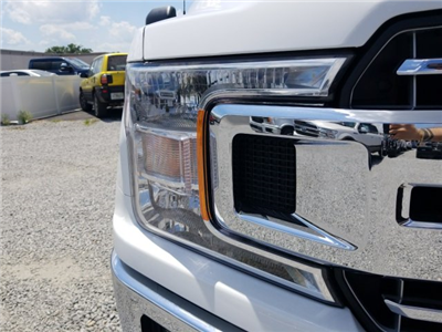 2018 F-150 SuperCrew Cab,  Pickup #J4705 - photo 8