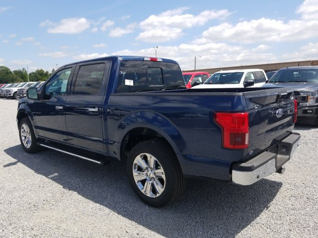 2018 F-150 SuperCrew Cab 4x2,  Pickup #J4717 - photo 4