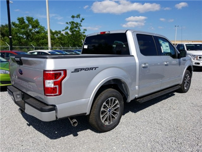 2018 F-150 SuperCrew Cab 4x2,  Pickup #J4728 - photo 2