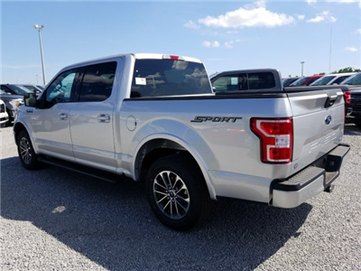 2018 F-150 SuperCrew Cab 4x2,  Pickup #J4728 - photo 4