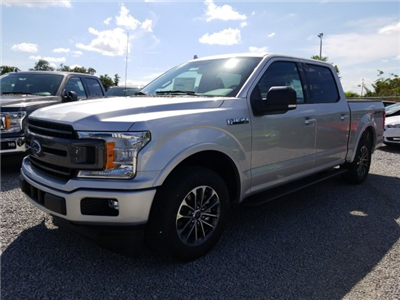 2018 F-150 SuperCrew Cab 4x2,  Pickup #J4728 - photo 5