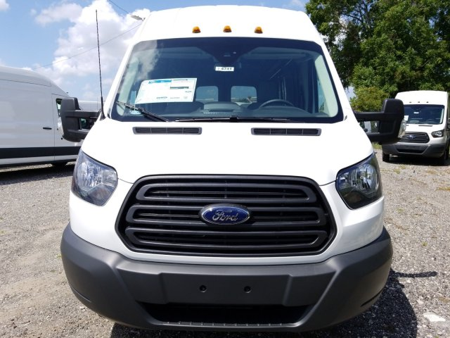 2018 Transit 350 HD High Roof DRW 4x2,  Empty Cargo Van #J4741 - photo 7