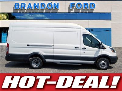 2018 Transit 350 HD High Roof DRW 4x2,  Empty Cargo Van #J4741 - photo 1