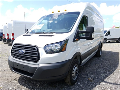 2018 Transit 350 HD High Roof DRW 4x2,  Empty Cargo Van #J4741 - photo 6