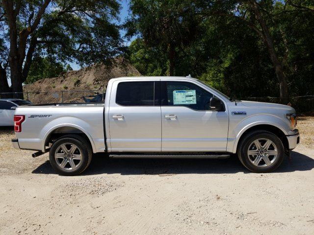 2018 F-150 SuperCrew Cab 4x2,  Pickup #J4767 - photo 6