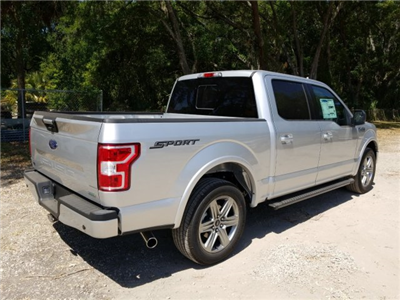 2018 F-150 SuperCrew Cab 4x2,  Pickup #J4767 - photo 2