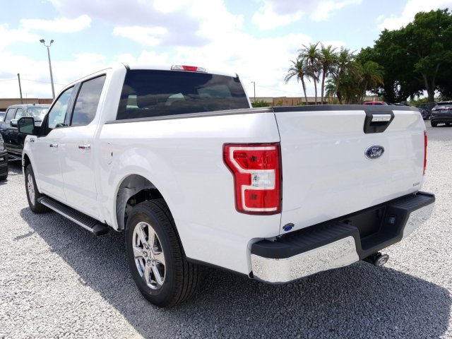 2018 F-150 SuperCrew Cab 4x2,  Pickup #J4780 - photo 5