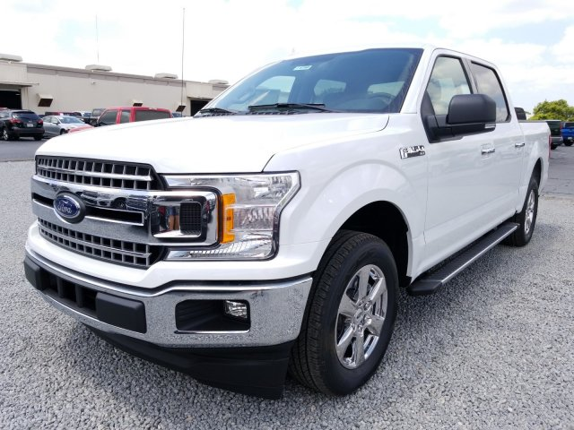 2018 F-150 SuperCrew Cab 4x2,  Pickup #J4780 - photo 6