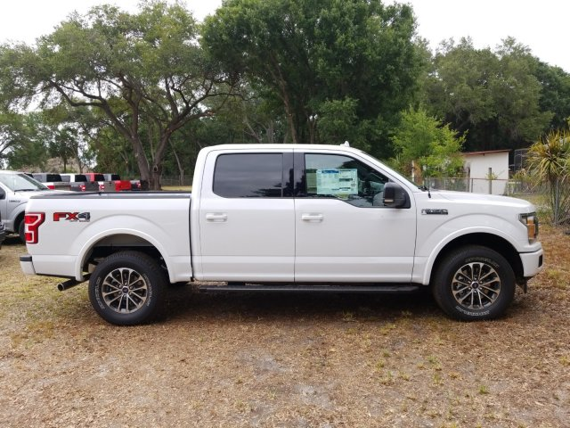 2018 F-150 SuperCrew Cab 4x4,  Pickup #J4792 - photo 3