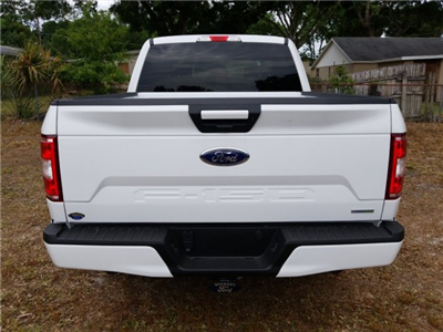2018 F-150 SuperCrew Cab 4x4,  Pickup #J4792 - photo 4