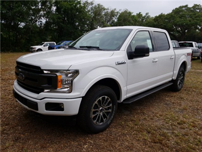 2018 F-150 SuperCrew Cab 4x4,  Pickup #J4792 - photo 6
