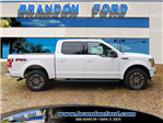 2018 F-150 SuperCrew Cab 4x4,  Pickup #J4792 - photo 1