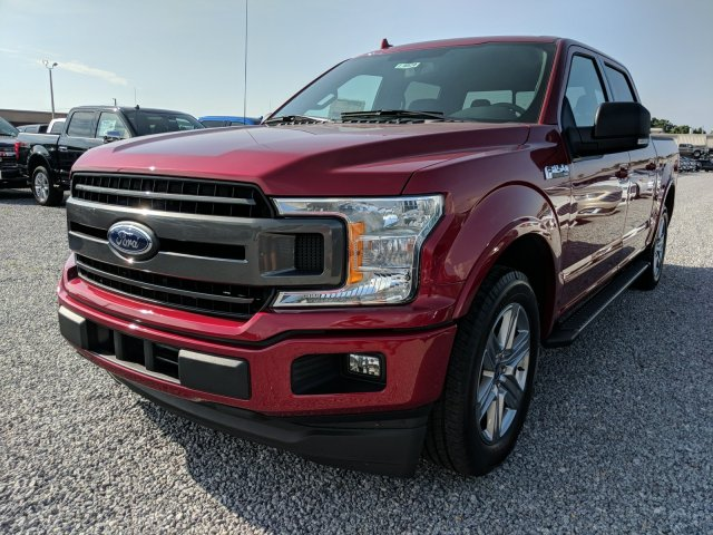 2018 F-150 SuperCrew Cab 4x2,  Pickup #J4820 - photo 5