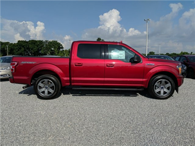 2018 F-150 SuperCrew Cab 4x2,  Pickup #J4820 - photo 30