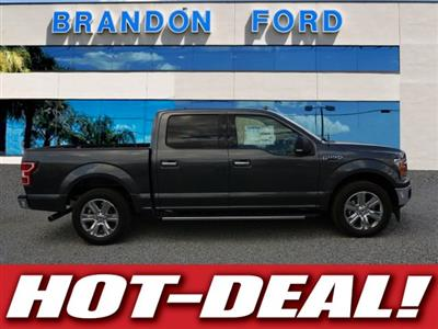 2018 F-150 SuperCrew Cab 4x2,  Pickup #J4855 - photo 1