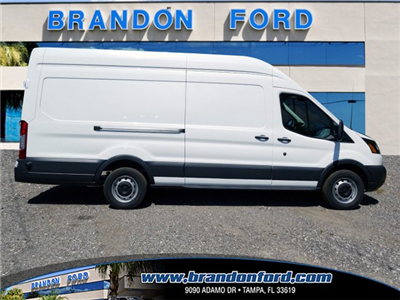 2018 Transit 250 High Roof 4x2,  Empty Cargo Van #J4873 - photo 1