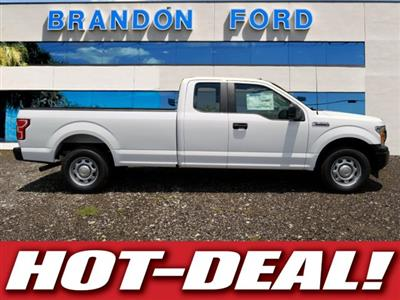 2018 F-150 Super Cab 4x2,  Pickup #J5018 - photo 1