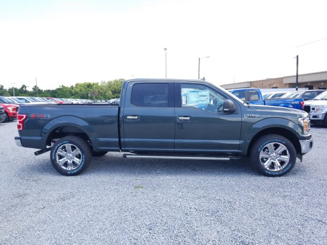 2018 F-150 SuperCrew Cab 4x4,  Pickup #J5105 - photo 7