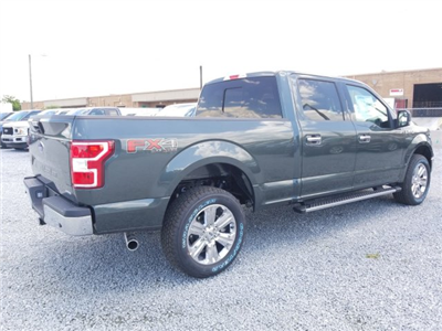 2018 F-150 SuperCrew Cab 4x4,  Pickup #J5105 - photo 2