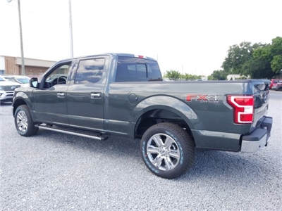 2018 F-150 SuperCrew Cab 4x4,  Pickup #J5105 - photo 4